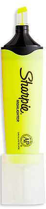 Sharpie <nobr>Clear View&trade;</nobr> Highlighter
